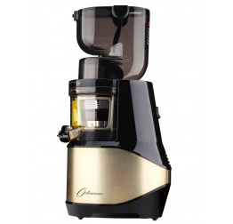 OPTIMUM 700 (2nd Generation) ADVANCED COLD PRESS JUICER – THE ULTIMATE JUICE COLLECTION