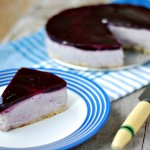Blueberry Cheesecale